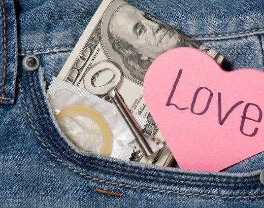 ¿Sexo, dinero o amor en una relación?
