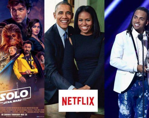 Los Obama y Netflix firman acuerdo