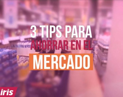 ¡3 tips para ahorrar en el supermercado!