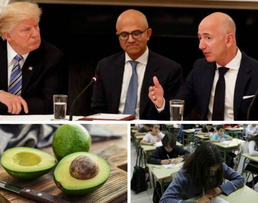 Amazon y Trump …trabajadores se niegan a ayudarlo