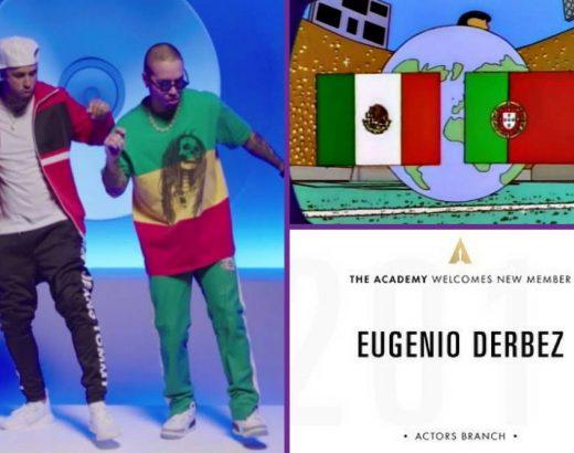 México vs Portugal según Los Simpsons