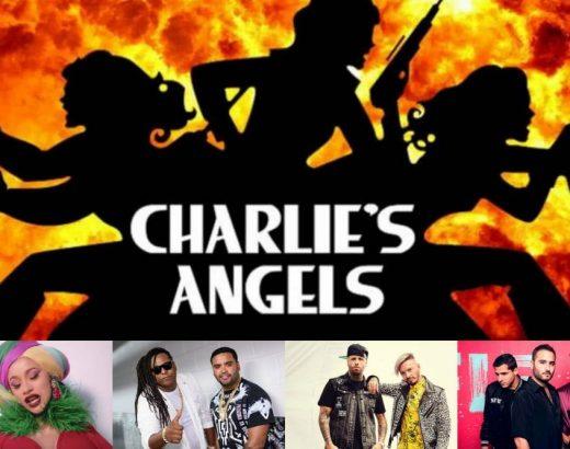 Los nuevos Ángeles de Charlie