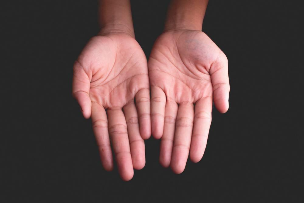líneas de la mano