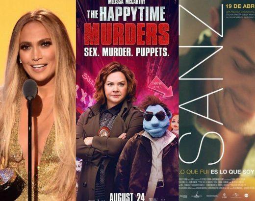 Jennifer Lopez recibe el premio de la vanguardia en los VMAs