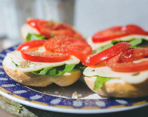 3 sándwiches fáciles de preparar para iniciar con energía